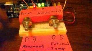 nmsu mechatronics project with arduino automatic thermoelectric temperatrure controller spring 2017