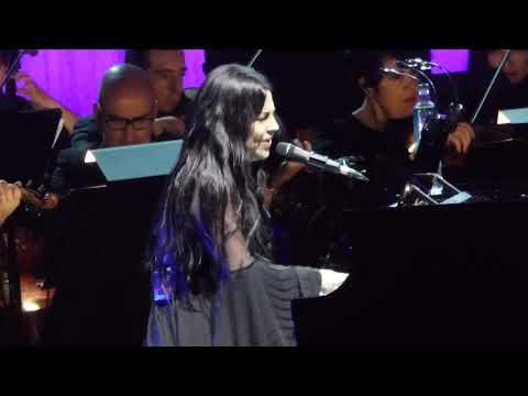 Evanescence -Speak to Me  live  @ Teatro degli Arcimboldi Milano  19/3/2018