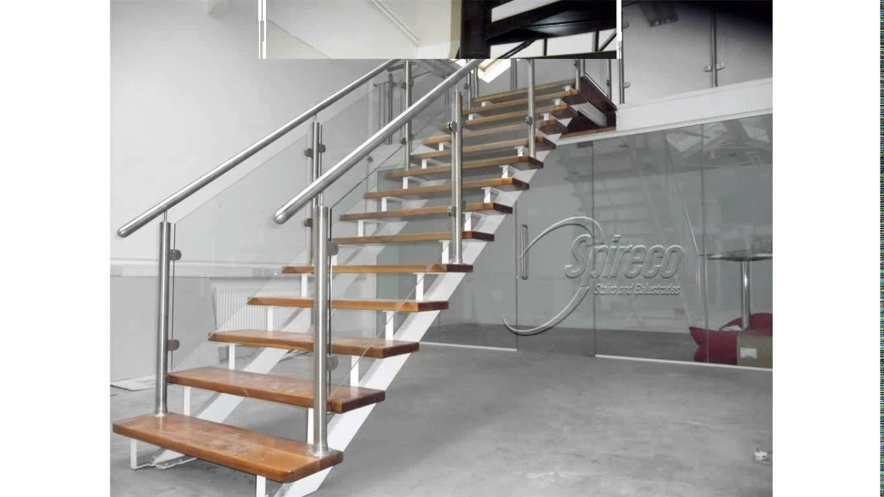 Exceptionnel Steel Stairs   YouTube