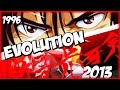 Evolution of DANCOUKOUGAKEN 1996 2013 断空光牙剣 SRW