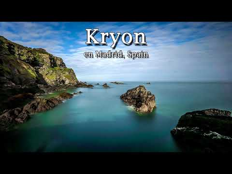 Kryon en Madrid, Spain - 2017