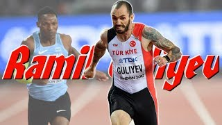 Ramil Guliyev ● World Champion - Sprinting Montage