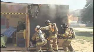STATter911.com: Firefighters catch fire at sprinkler demo Mp3