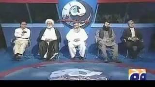 Hasan Nisar Praising Dr.Muhammd Abdus Salam -Geo 50 Minutes