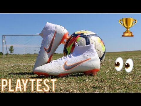 competitive price d0f31 51fac Nike Mercurial Superfly 6 Elite Just Do It (2018 World Cup) - Review and  Playtest