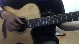 Ánh trăng nói hộ lòng tôi - (Acoustic Guitar Solo)