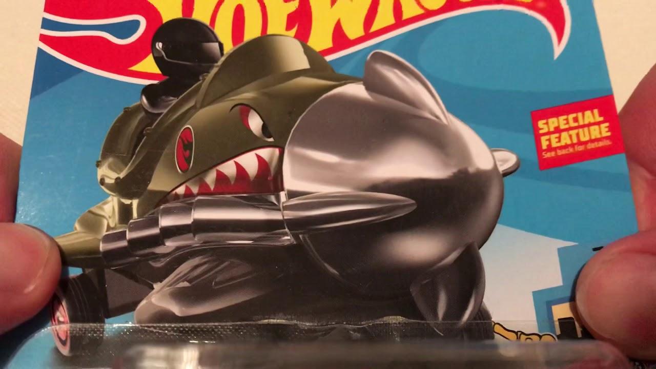 Hot Wheels Bazoomka (2019 A Case Regular Treasure Hunt! - HW Ride-Ons)
