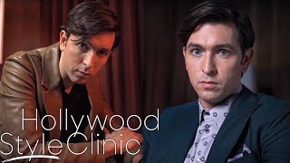 'Succession' Star Nicholas Braun Emmys Red Carpet Fashion | Style Clinic Video