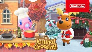 ¡El 19-11 llega la actualización de invierno! – Animal Crossing: New Horizons (Nintendo Switch)