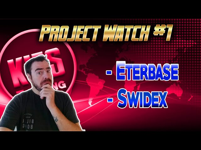 Project Catch ups.Eterbase & Swidex