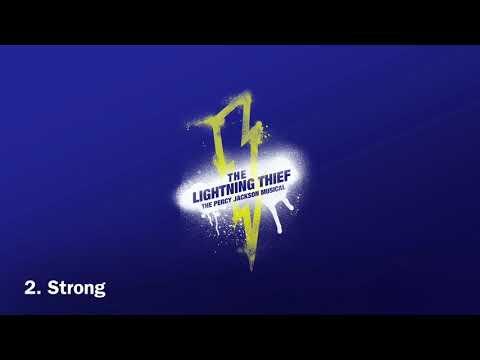 The Lighting Thief (Original Cast Recording) 2. Strong (Audio)