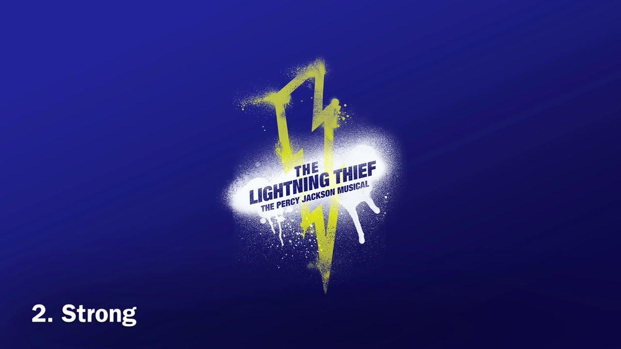The Lighting Thief Original Cast Recording 2 Strong Audio