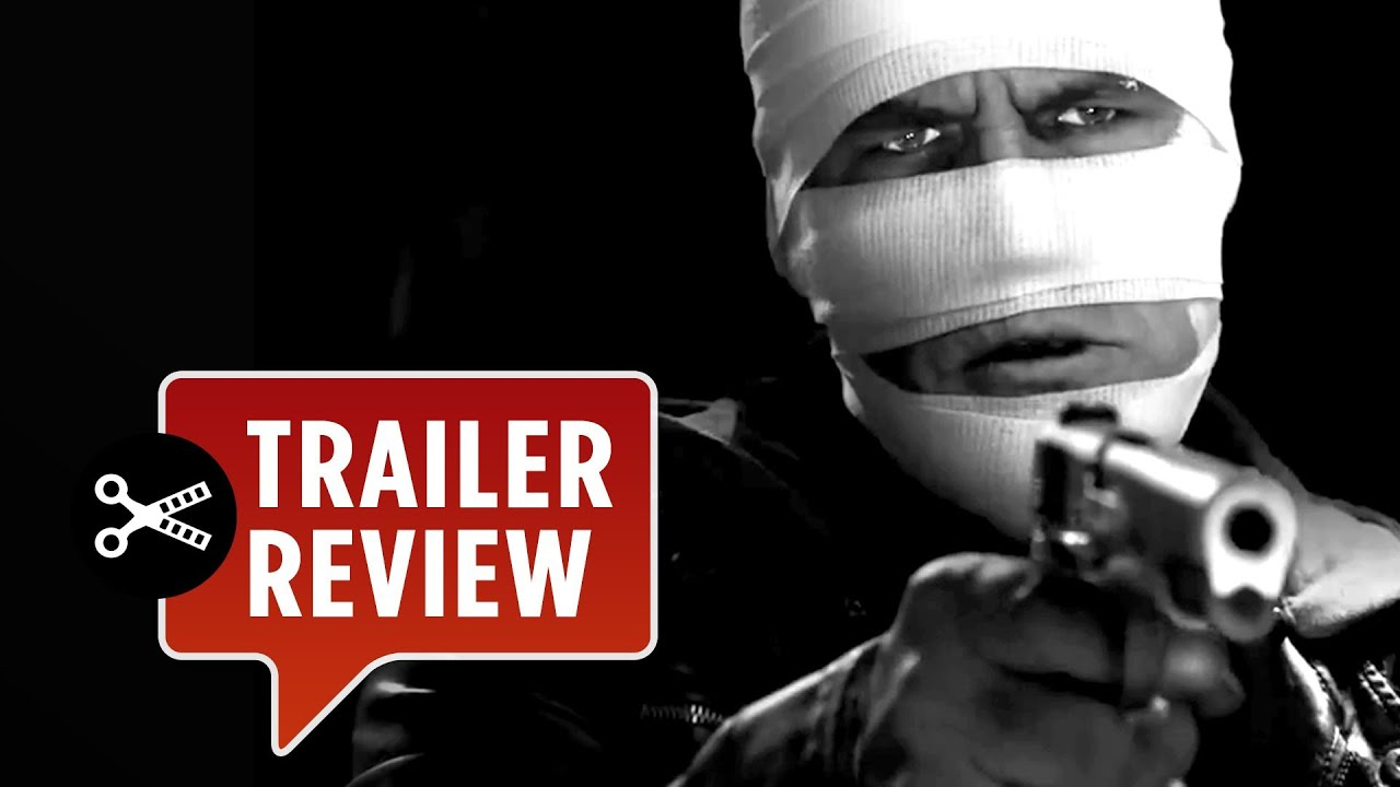 Instant Trailer Review: Sin City: A Dame To Kill For Trailer 1 (2014) Robert Rodriguez HD