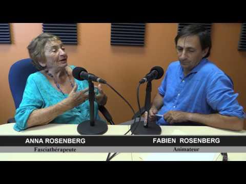 Entrevue Anna Rosenberg, Radio Mieux-être