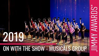 "Gambar cover 2019 Jimmy Awards ""On With the Show"" - The Musicals Group"