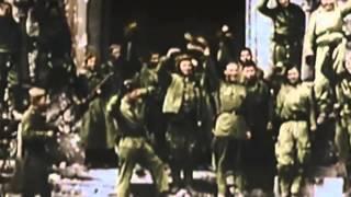 Юные герои второй мировой войны.
