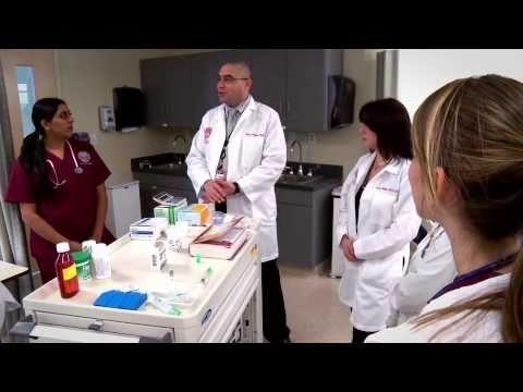 MCPHS Nursing Program: Real Life