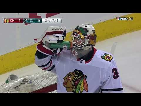 Chicago Blackhawks vs San Jose Sharks - March 1, 2018 | Game Highlights | NHL 2017/18