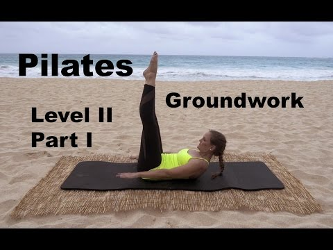 Upside-Down Pilates - Groundwork Level II Part 1 of 3