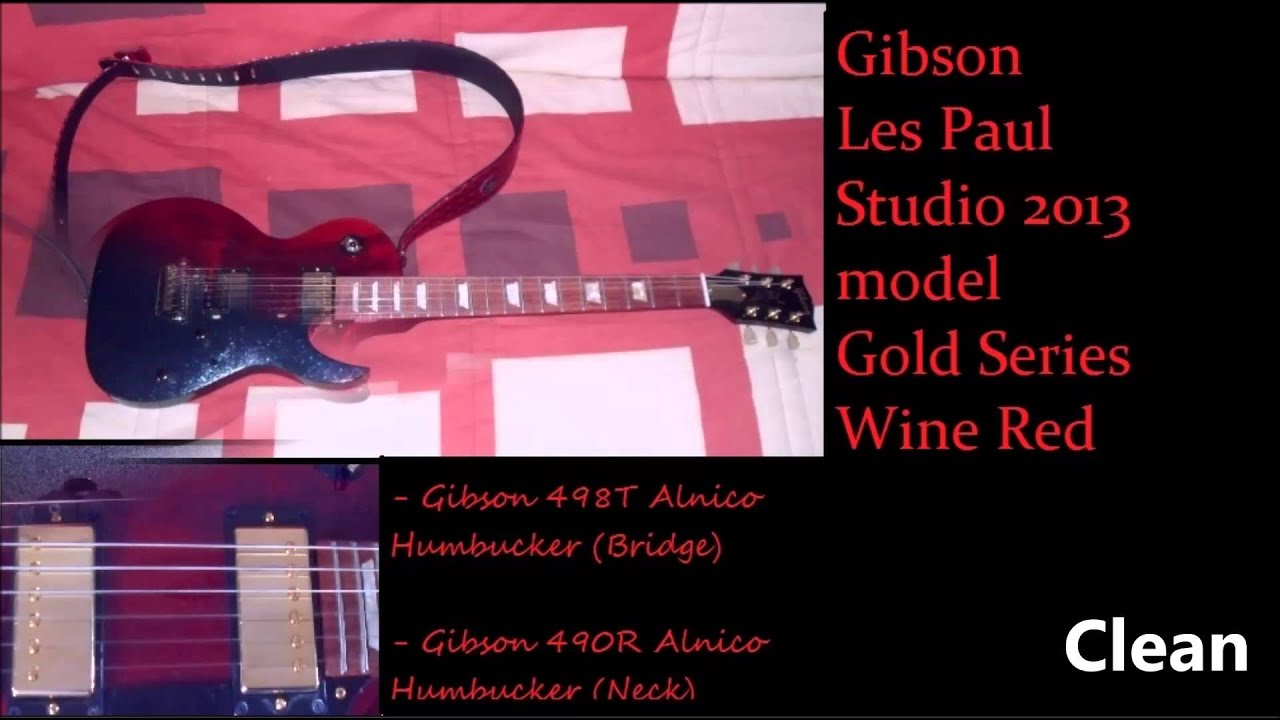 video test ibanez gibson epiphone youtube