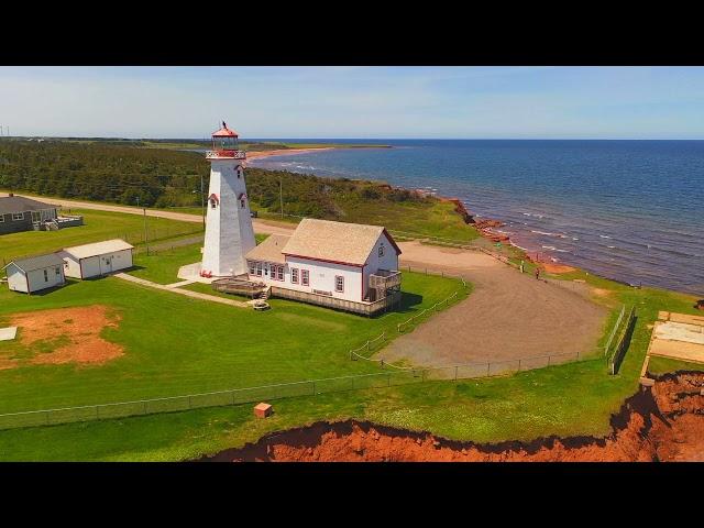 Amazing Lighthouses Of PEI!!