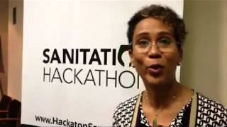 Ana Treasure, Jury - Sanitation Hackathon Latin America 2012