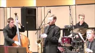 Rhythm-a-ning—Central Washington University Jazz Band 1