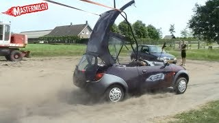 Ford Ka DIY convertible