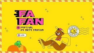 Abertura do 1º Festival de Arte Fancha | Fanchecléticas Coletiva