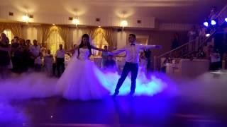 Весільний танець Андрія та Мар'яни