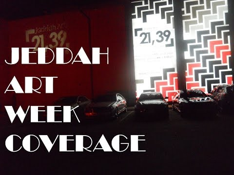Jeddah Art Week ( YOU! Newsletter Coverage)