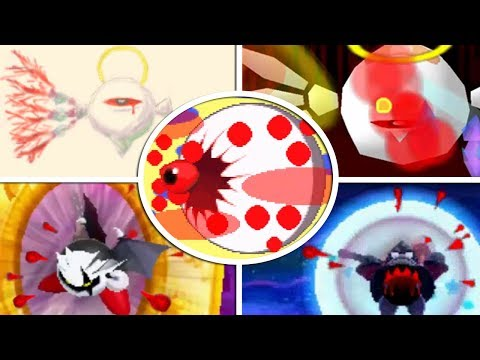 Evolution of BLOOD in Kirby Games (1997-2016)