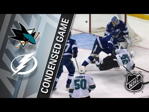 12/02/17 Condensed Game: Sharks @ Lightning