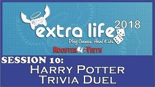 RT Extra Life 2018 - Harry Potter Trivia Duel