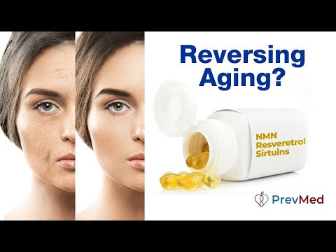 NMN, Resveretrol & Sirtuins - Reversing Aging with David