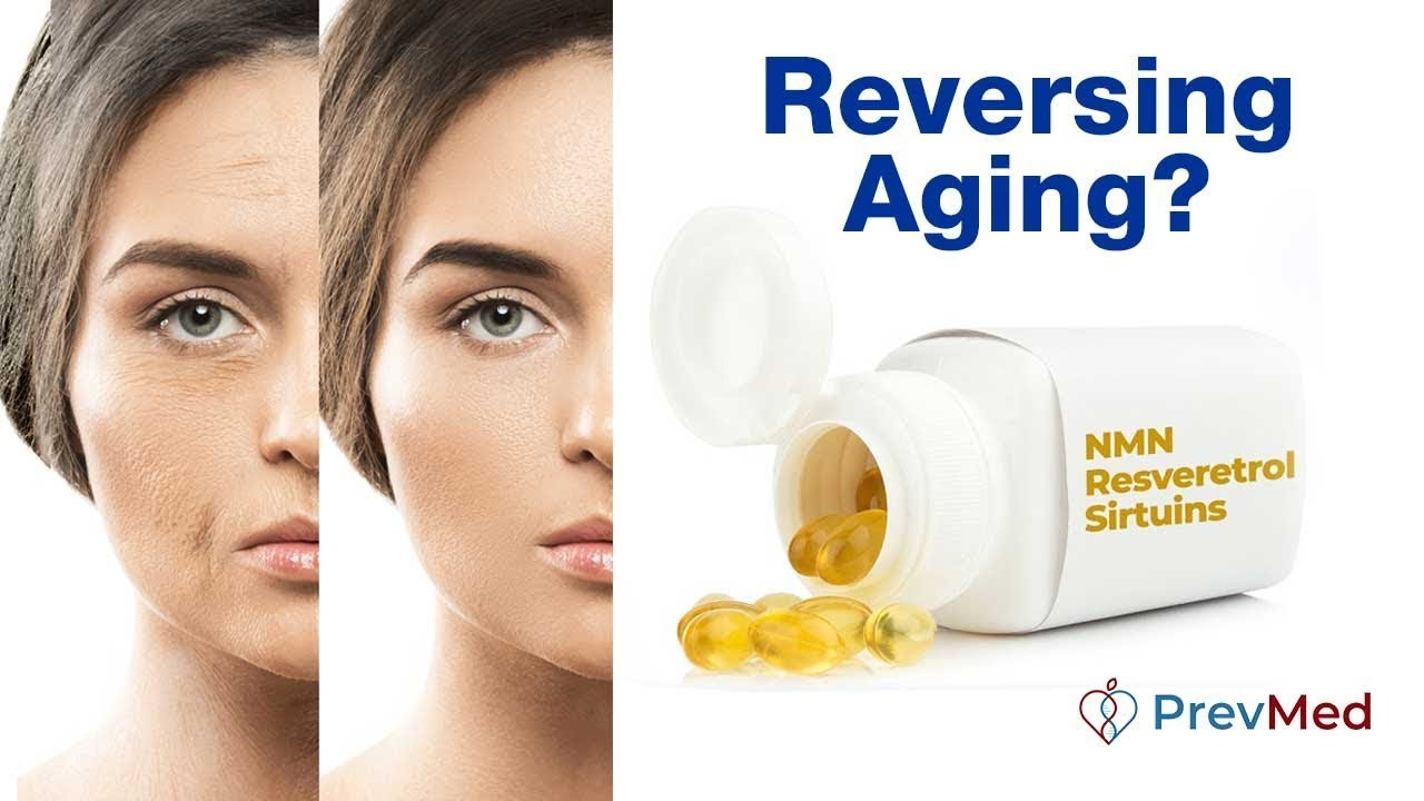 David Sinclair- NMN, Resveretrol & Sirtuins - Is He Reversing Aging