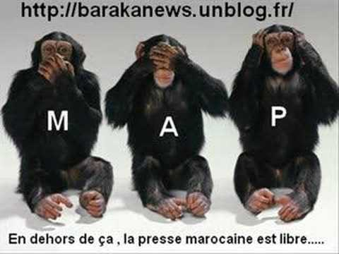 Maroc:Morocco:Les mensonges :Agence Marocaine de Presse: MAP