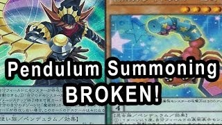 Pendulum Summoning is BROKEN! KONAMI WHAT DID YOU DO!?
