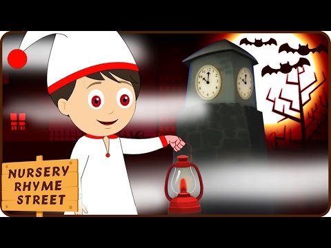 Halloween Songs For Children | Wee Willie Winkie And More Nursery Rhymes