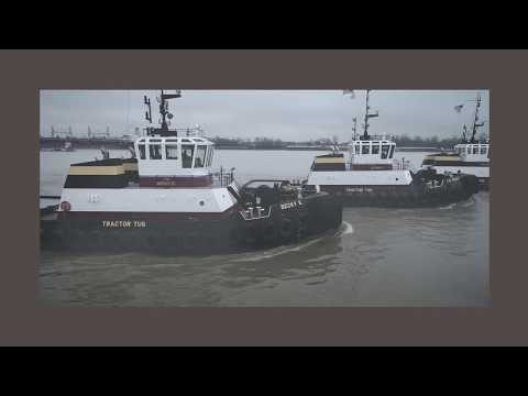 Bisso Towboat with Oak Creative