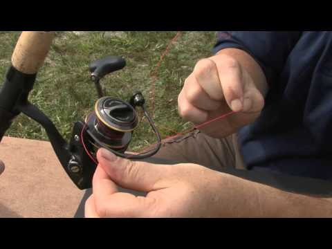 Fishing Knots: How to Tie an Arbor Knot