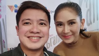 SARAH GERONIMO on her best performance to date in MISS GRANNY