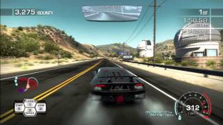 NFS: HP   Rouge Element 3:38:17   World Record