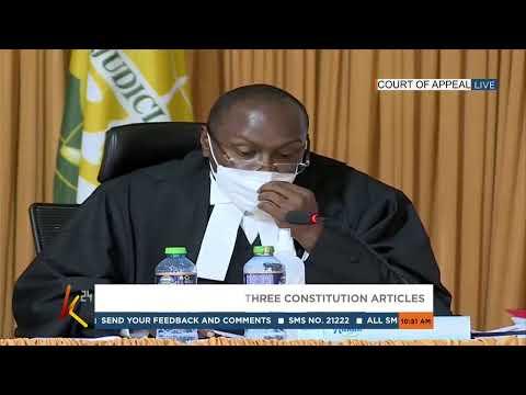 The BBI Verdict: Court of appeal