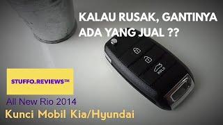Review Kunci Jenis Mobil Kia/Hyundai