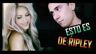 Shakira - CHANTAJE ft. Maluma | PARODIA y LETRA | Peppervitt