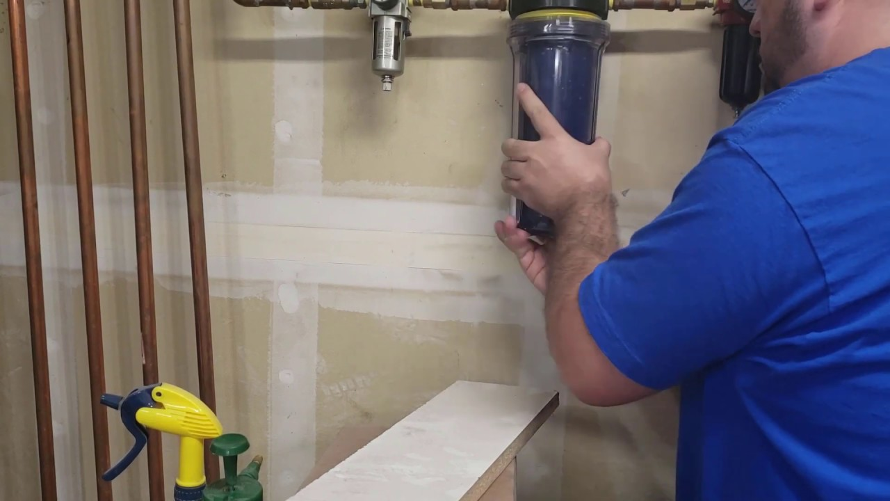 DIY AIR DRYER FILTER UPDATE and HOW TO
