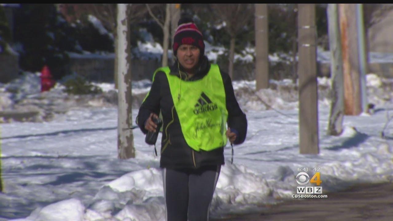 John Hancock Boston Marathon Runners Aim To Give Opportunities To City Youth