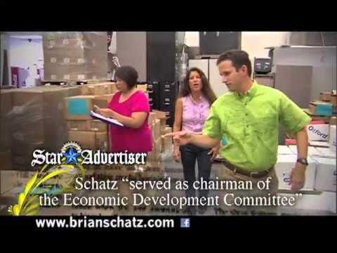 Brian Schatz for Lieutenant Governor of Hawaii - 2010 Endorsed