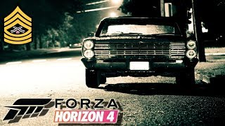 An American Muscle In London | Forza Horizon 4 PC Live Stream